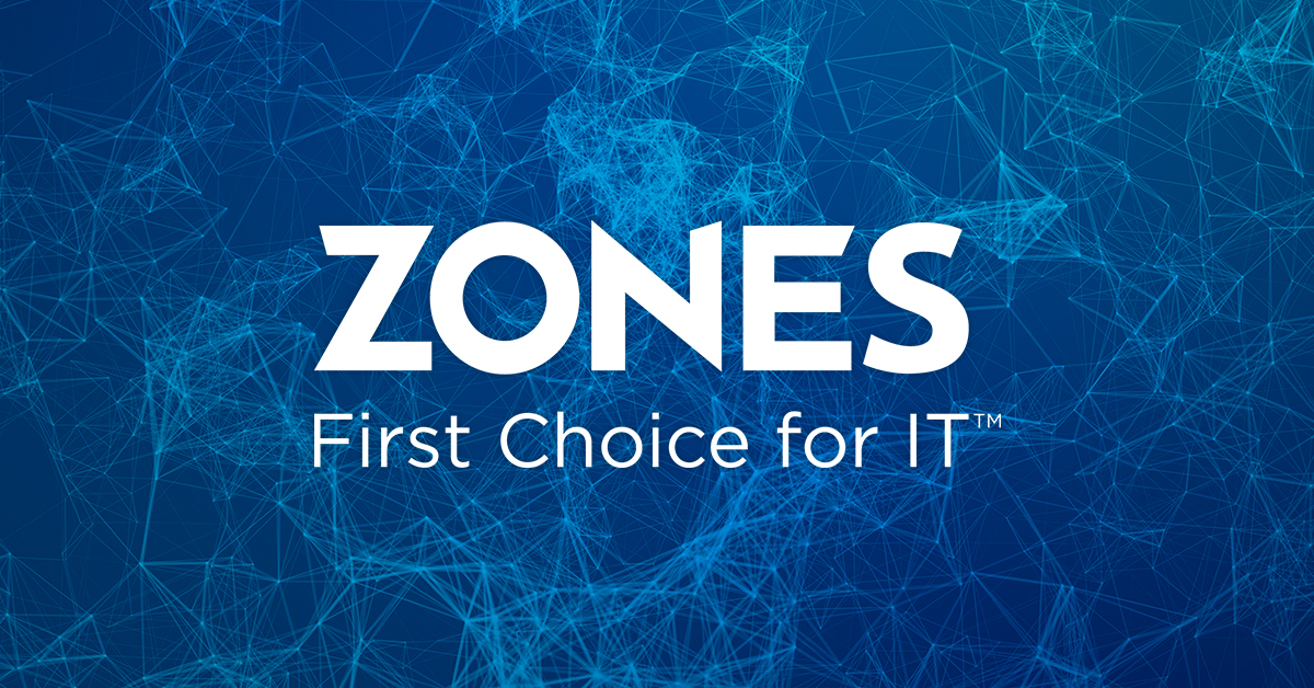 Zones - Logo - Blue Digital